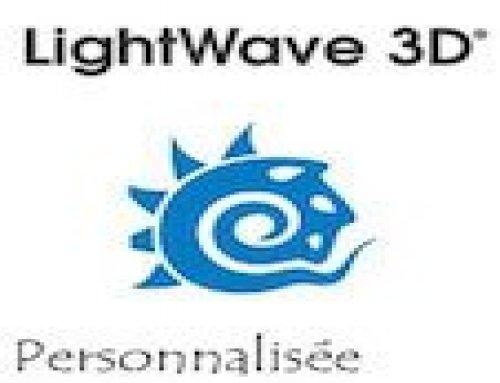 Formation Lightwave 3D – Personnalisée