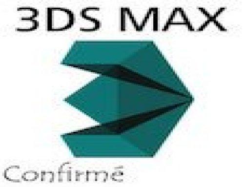 Formation 3DS MAX – Confirmé