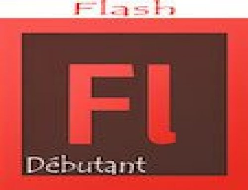 Formation Adobe Flash – Débutants