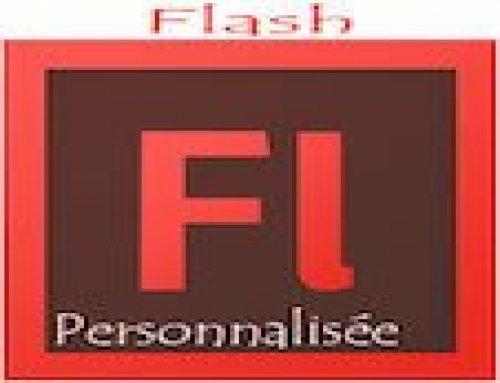 Formation Flash – Personnalisée