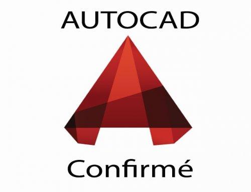 Formation Autodesk Autocad – Confirmés