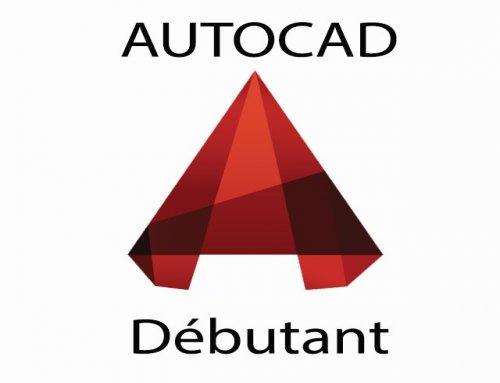 Formation Autodesk Autocad – Débutants