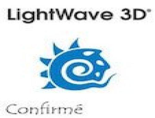 Formation Lightwave 3D – Confirmés
