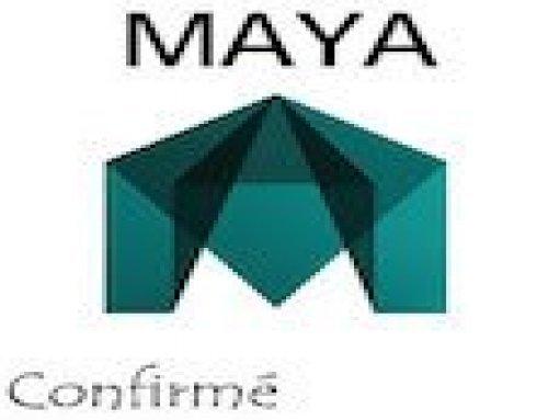 Formation Maya – Confirmés