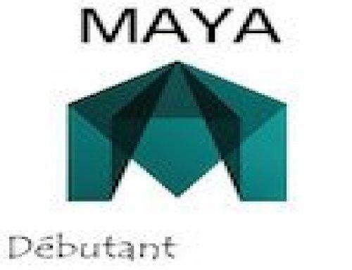 Formation Maya – Débutants