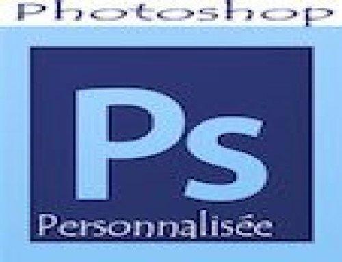 Formation Photoshop – personnalisée